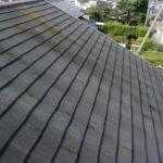 八尾市東町N様邸カラーベスト屋根塗装