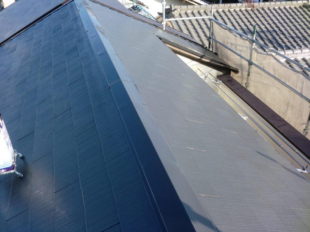 八尾市東町N様邸カラ―ベスト屋根塗装