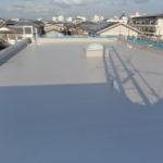 屋上防水通気緩衝工法