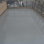 屋上防水サラセーヌQV工法