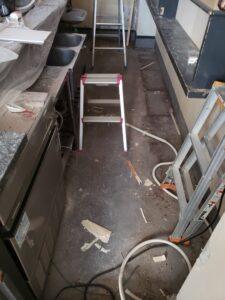 大阪府八尾市の宮川塗装が施す防塵塗装